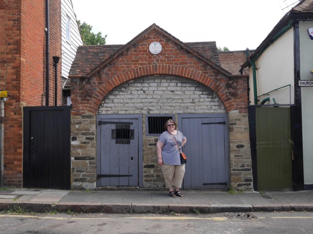 Ewell jail