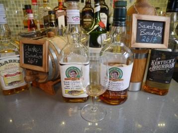 Aged whisky tasting