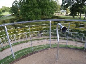 centre of maze