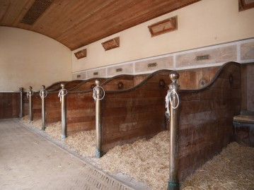 Manderston House stables