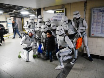 Stormtroopers @ Vauxhall