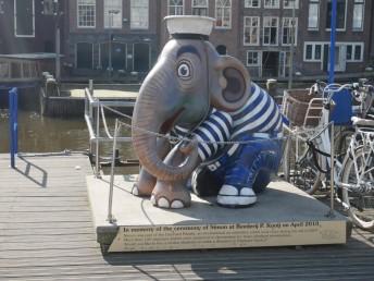 From London's Elephant Parade (2009)
