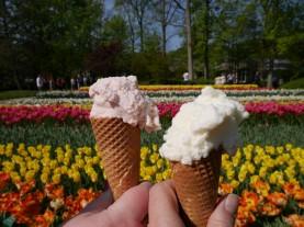 Mmmm, ice cream