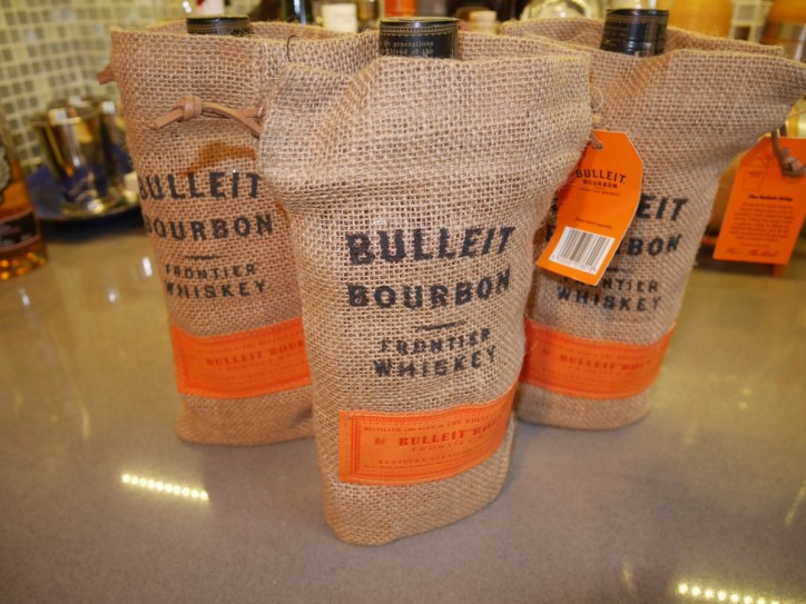 Bulleit bourbon is
