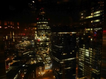 The Gherkin from Tower 42