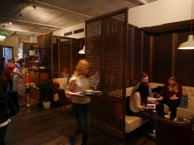 World Class House - Retro Bar