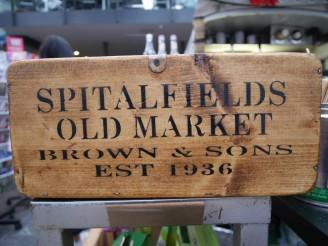 Spitalfields old market