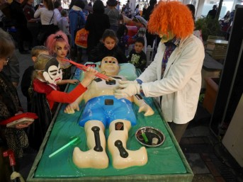 Life-sized Operation game @ Leatherhead