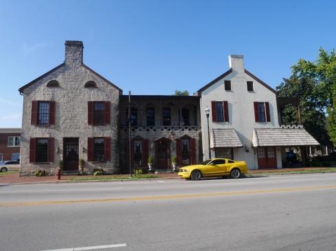 Old Talbott Tavern, Bardstown