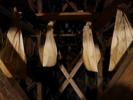 Hams in the rickhouse