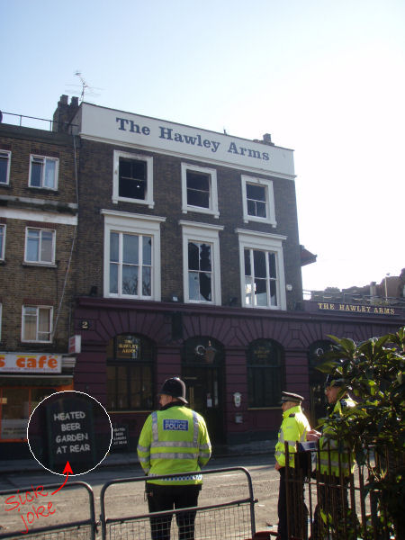 The Hawley Arms