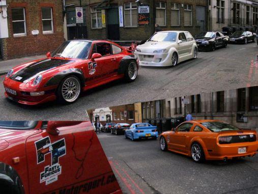 Stuck Fast & Furious, Camden Town