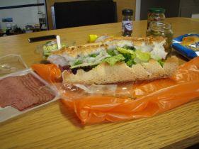 Mega-Sandwich