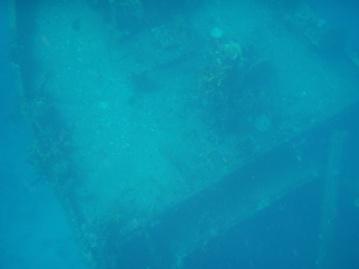 Wreck at Anse Cochon