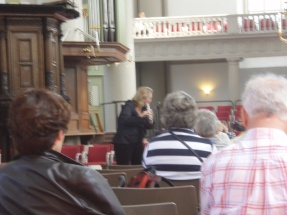 Grachten Festival concert.