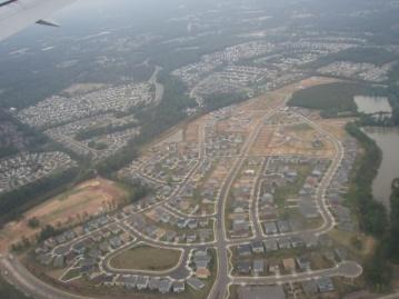 Sprawling + Raleigh = Sprawleigh