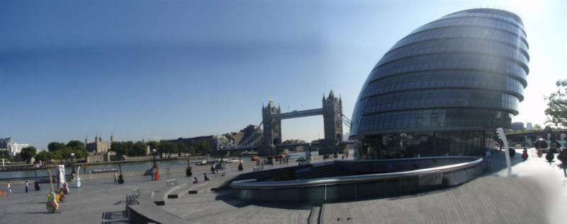 Mayor of London offices, Tower Bridge, The Tower of London