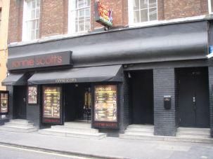 Ronnie Scott's.