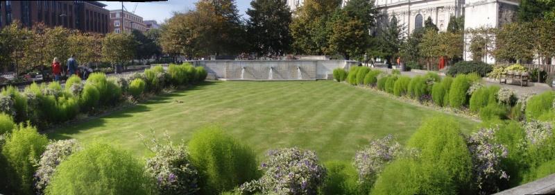 St. Pauls garden