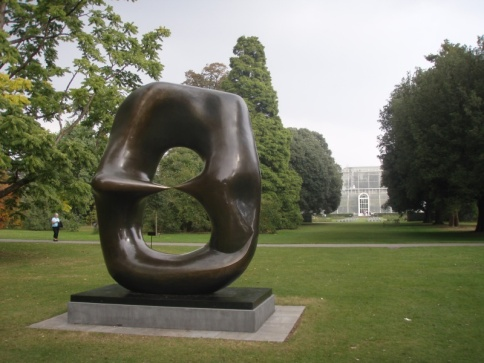 Oval with Points, 1968-70