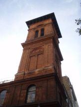 Catholic church on Soho Square.