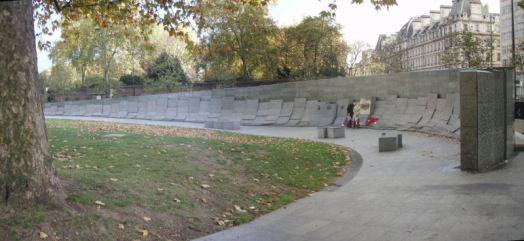 Australian war memorial @ Hyde Park Corner
