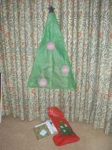 You want a christmas tree I'll give you a christmas tree.