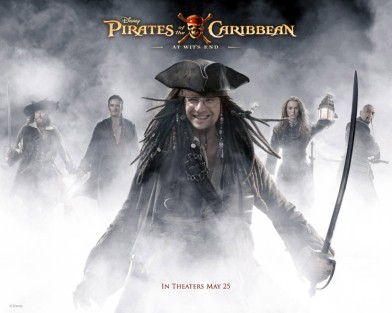 Pirates of the Caribbean : At World's End