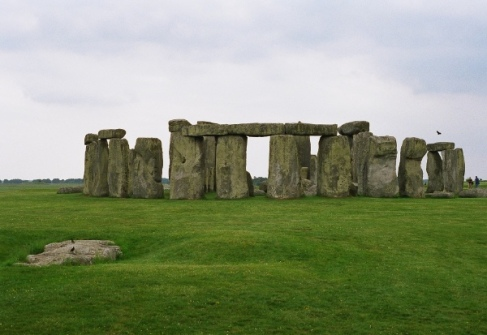 We made an unplanned pitstop at Stonehenge on the way back.