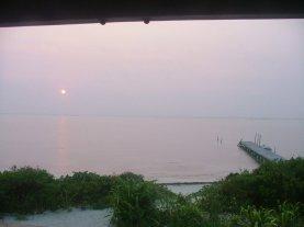 watch the sunrise,