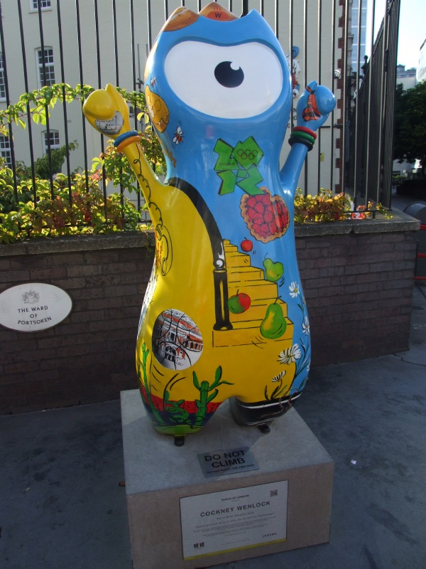 Cockney Wenlock