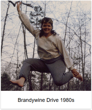 1980s - Brandywine Drive