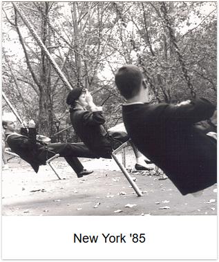 1985 - New York
