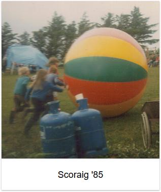 1985 - Scoraig