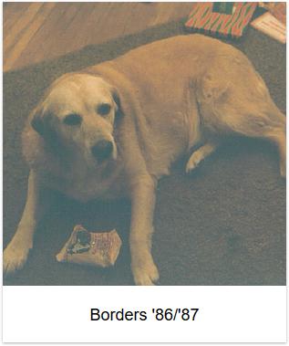 1986 - Borders
