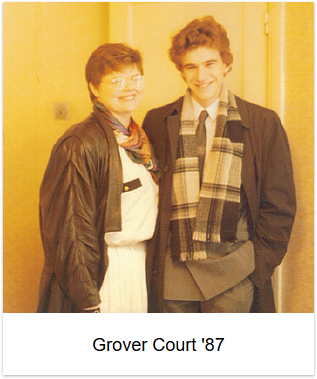 1987 - Grover Court