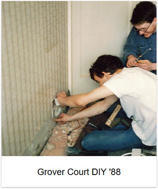 1988 - Grover Court DIY