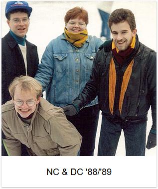 1988 - NC & DC