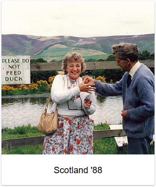 1988 - Scotland