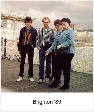 1989 - Brighton
