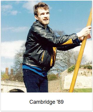 1989 - Cambridge