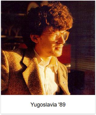1989 - Yugoslavia