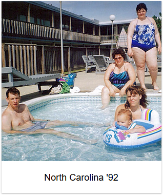 1992 - North Carolina thumb