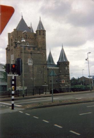 Haarlem city gate