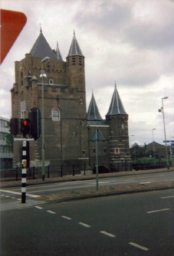 Haarlem city gate