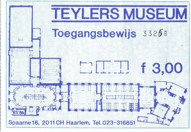 Teylers Museum