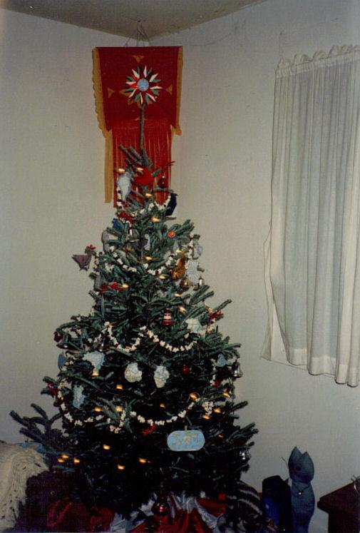 Shane's christmas tree