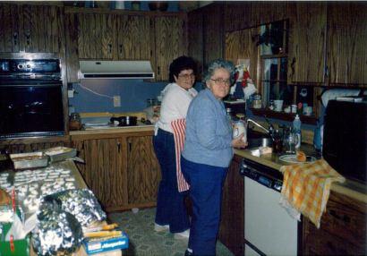 Mom, Grandma & Goodies