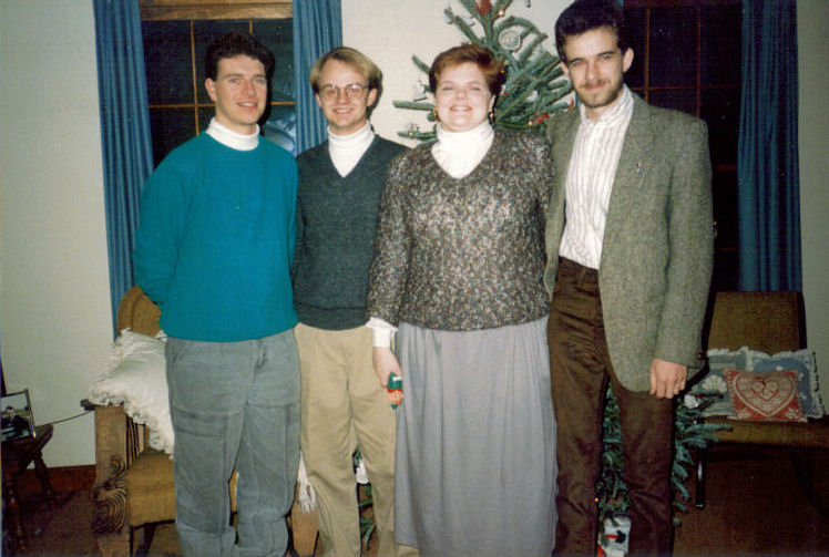 John, Shane, Michelle & Andy
