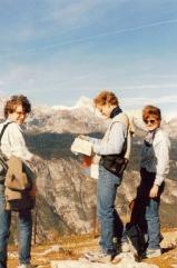 On top of Mt. Vogel